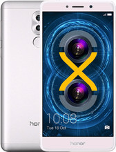 Honor 6X Dual Sim Zilver BE