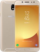 Samsung Galaxy J7 (2017) Dual Sim Goud BE
