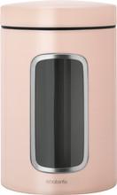 Brabantia Voorraadbus 1,4 liter Clay Pink