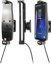 Brodit Houder Galaxy S8 Actief USB met skin