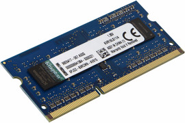 Kingston ValueRAM 4 GB SODIMM DDR3-1600  1 x 4 GB