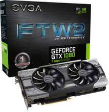 EVGA GeForce GTX 1080 FTW2 GAMING