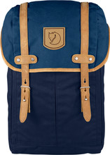 Fjällräven Rucksack No.21 Small Dark Navy-Uncle Blue