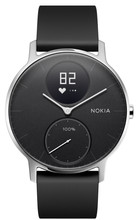 Nokia Steel HR 36mm Zwart