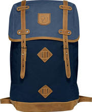 Fjällräven Rucksack No.21 Large Dark Navy-Uncle Blue