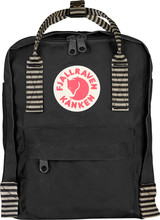 Fjällräven Kånken Mini Black-Striped