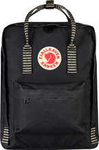 Fjällräven Kånken Black-Striped