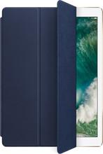 Apple iPad Pro 12,9 Leren Smart Cover Blauw