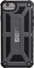 UAG Monarch iPhone 6/6s/7/8 Back Cover Grijs