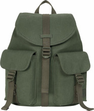 Herschel Cotton Canvas | Dawson X-Small Forest Night