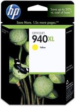 HP 940 Yellow XL Ink Cartridge (geel) C4909A
