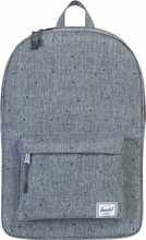 Herschel Classic Mid-Volume Scattered Raven Crosshatch