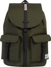 Herschel Dawson Forest Night/Black Rubber/White Inset