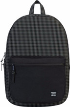Herschel Harrison Black Grid