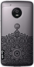 Casetastic Softcover Motorola Moto G5 Floral Mandala