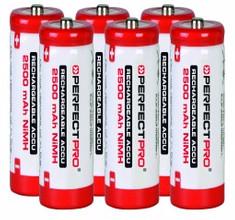 Perfectpro 6 x AA Batterijen