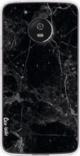 Casetastic Softcover Motorola Moto G5 Black Marble