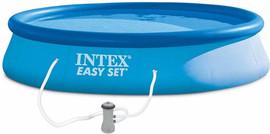 Intex Easy Set 396 x 84 cm met Filterpomp