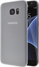 Azuri Ultra Thin Galaxy S7 Edge Back Cover Transparant