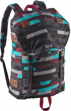 Patagonia Arbor Pack 26L Upstream Stripe Smolder Blue