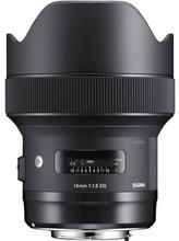 Sigma 14mm F1.8 DG HSM Art Canon