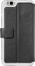 Azuri Wallet Magneet Huawei P9 Book Case Zwart