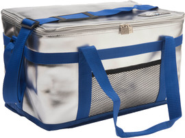 BE Cool T-186 Koeltas Silver/Blue M
