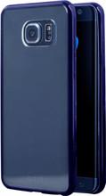Azuri Bumper Galaxy S7 Edge Back Cover Blauw