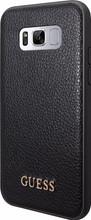 Guess Iridescent Samsung Galaxy S8 Back Cover Zwart
