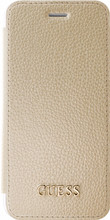 Guess Iridescent iPhone 6/6s/7/8 Book Case Goud