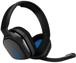 Astro A10 Gaming Headset PS4 Blauw