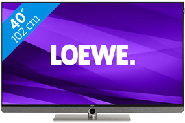 Loewe Bild 3.40 Lichtgrijs