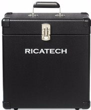 Ricatech RC0042 Record Case Zwart