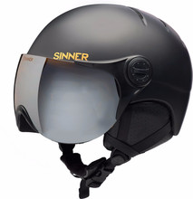 Sinner Crystal Matte Black (53 - 54 cm)