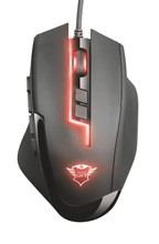 Trust GXT 164 Sikanda MMO Gaming Muis