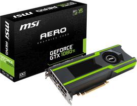 MSI GeForce GTX 1080Ti Aero 11G OC