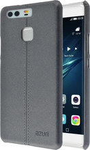 Azuri Stitch Huawei P9 Back Cover Grijs