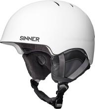 Sinner Lost Trail Matte White (57 - 58 cm)