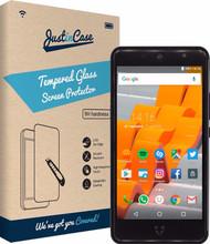 Just in Case Gehard Glas Moto Z2 Play Screenprotector Glas