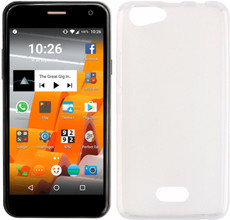 Just in Case Soft TPU Wileyfox Spark Plus Back Cover Transpa