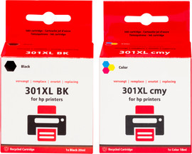 Huismerk 301 Cartridge 4-Kleuren (CR340EE)