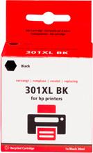 Huismerk 301 Cartridge Zwart XL (CH563EE)