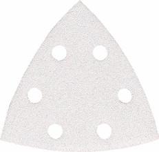 Makita Driehoekschuurschijf 94x94x94 mm K80 Wit (10x)