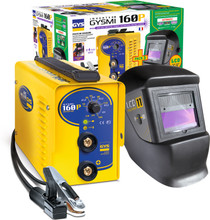 GYS Lasinverter GYSMI 160P + LCD Techno 11