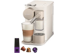 DeLonghi Nespresso Lattissima One Wit