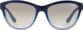 Vogue VO2993S Top Blue Opal Azure / Grey Gradient Lens