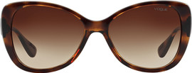 Vogue VO2819S Dark Havana / Brown Gradient Lens