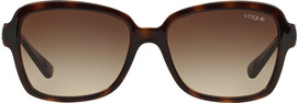Vogue VO2942SB Dark Havana / Brown Gradient Lens