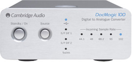 Cambridge Audio DacMagic 100 Zilver