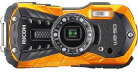 Ricoh WG-50 Oranje